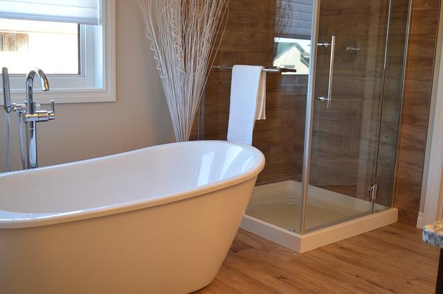 bathtub clean
